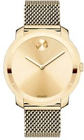 Movado Women's 'Bold' Mesh Strap Watch, 36Mm