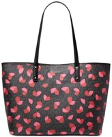 Michael Kors Michael Carter Large Leather Open Tote