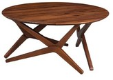 Claunch Solid Wood Dining Table Union Rustic