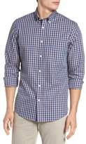 Nordstrom Men's Non-Iron Regular Fit Check Sport Shirt