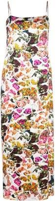 ADAM by Adam Lippes printed cami dress