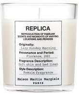 Maison Margiela Maison Martin Replica Lazy Sunday Morning Candle