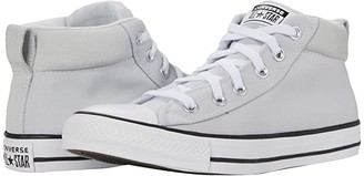 Converse Chuck Taylor All Star Mid (Photon Dust/Black/White) Athletic Shoes