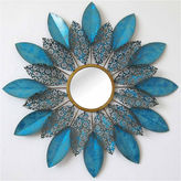 Asstd National Brand Petaled Mirror