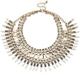 Sole Society Statement Bib Necklace