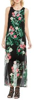 Vince Camuto Havana Tropical Maxi Dress (Regular & Petite)