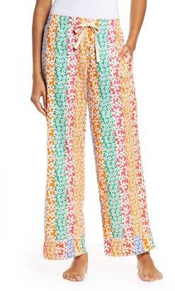 ban.do Floral Print Leisure Pants