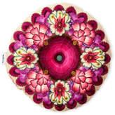 "Desigual 15"" Blossom Round Cushion Pillow"
