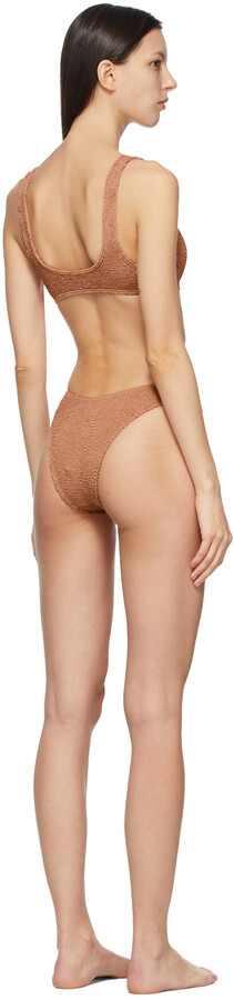 Thumbnail for your product : BOUND by Bond-Eye Pink Scout Crop Bikini