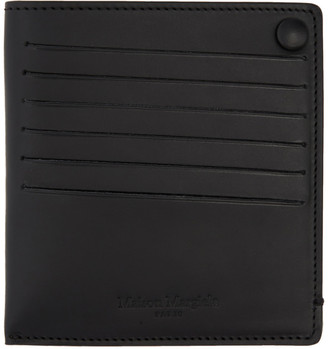 Maison Margiela Black Card Slots Wallet