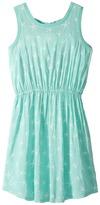 Splendid Littles All Over Starfish Print Dress Girl's Dress