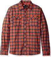 Helly Hansen Work Shirt Mens L/S Vancouver 3XL Dark Orange 79100