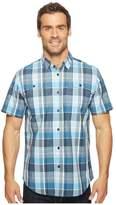 Spyder Crucial Short Sleeve Button Down Shirt