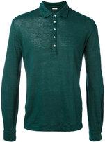 Massimo Alba polo shirt - men - Linen/Flax - M