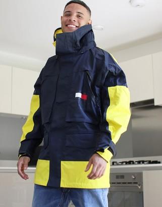 Tommy Hilfiger colourblock sailing jacket