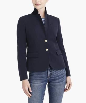 J.Crew Mercantile Women's Blazers NAVY - Navy New Schoolboy Blazer - Women & Plus