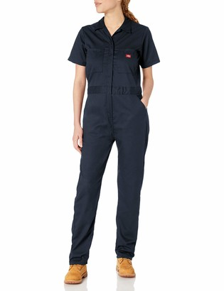 Dickies Women's Short Sleeve Flex Coverall Work Utility