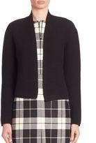 Max Mara Abramo Filato Knit Wool & Cashmere Cardigan