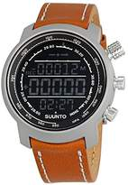Suunto Men's Elementum SS018733000 Leather Quartz Watch