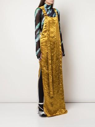 Sies Marjan Drew crinkled-effect maxi dress