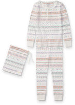 Ralph Lauren 2-6X Fair Isle Cotton Pajama Set