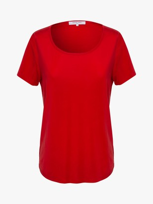 Gerard Darel Joy Short Sleeve T-Shirt, Red