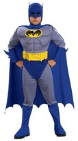 Batman DC Comics Boys' The Brave and the Bold Deluxe Costume