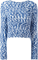 Dondup chunky knit jumper - women - Cotton - S