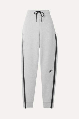 Nike Cotton-blend Tech Fleece Track Pants - Stone