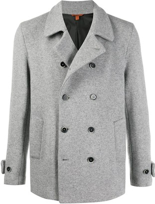 Barena Double-Breasted Coat