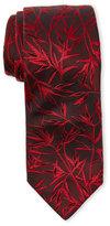 Lanvin Red Silk Tie