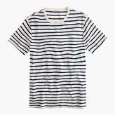 J.Crew Tall deck-stripe T-shirt