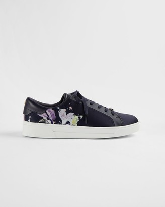 Ted Baker Decadence Satin Trainer
