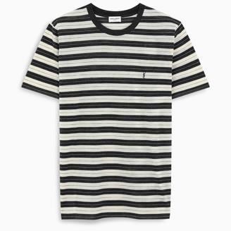 Saint Laurent Men's striped t-shirt
