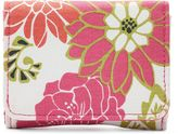 Croft & Barrow Anna Indexer Floral RFID-Blocking Wallet