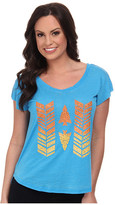 Rock and Roll Cowgirl Short Sleeve Boxy Tee