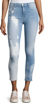 J Brand Jeans Alana Overtime High-Rise Crop Jeans