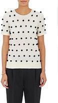 Lisa Perry Women's Cashmere Pom-Pom Sweater