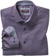 Johnston & Murphy Textured Stripe Shirt