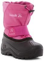 Kamik Snowfox Waterproof Snow Boot\nToddler & Little Kid)