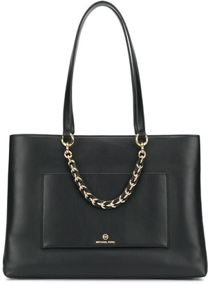 Michael Kors Cece chain tote bag