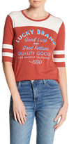 Lucky Brand Quality Goods Tee