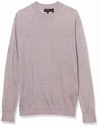 Theory Women's Long Sleeve Crew Neck Sweater