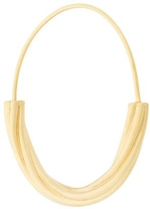 Maria Black Tove medium hoop earring