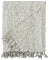 Nordstrom Solid Brushed Throw