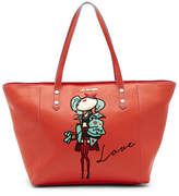 Love Moschino Embellished Tote