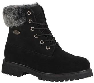 Lugz Women's Convoy Fur Oxford Boot
