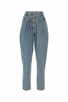 Philosophy di Lorenzo Serafini High-Waist Pleat-Detailed Jeans