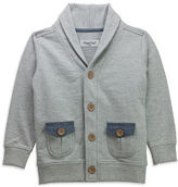Sovereign Code Boys 2-7 Long Sleeve Cardigan