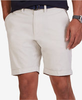 Nautica Men's Modern-Fit Oxford Shorts
